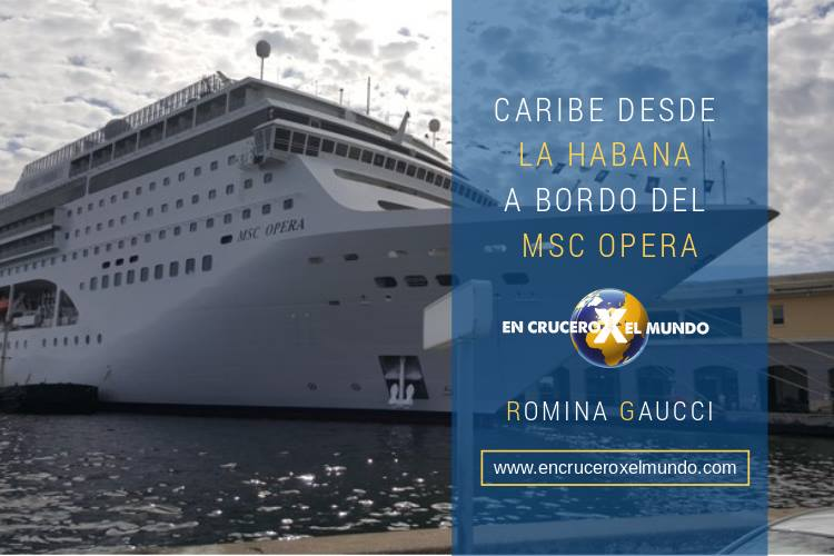 Caribe a bordo del MSC
