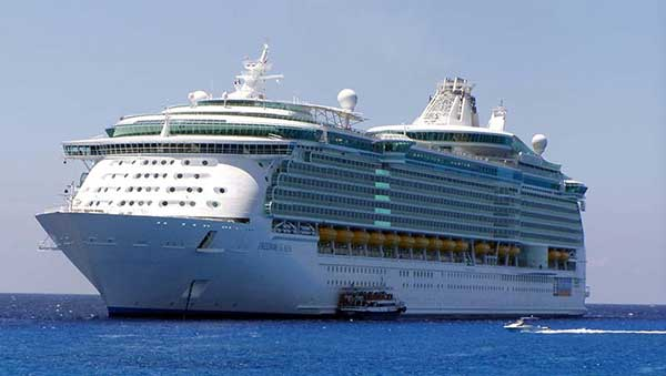 Freedom of the Seas de Royal Caribbean