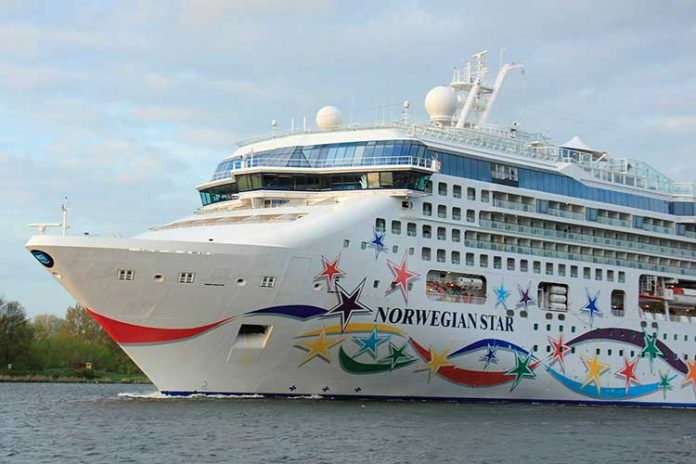 Norwegian Star llega a Buenos Aires